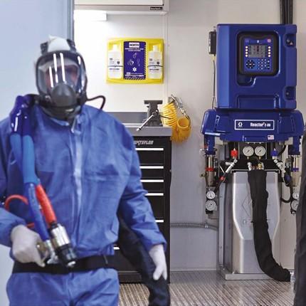 Macchine per poliurea e schiume poliuretaniche