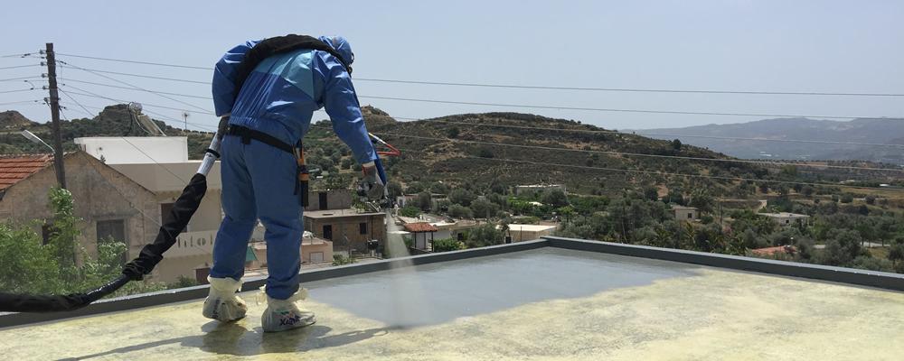 Impermeabilizzazione terrazzo e tetti
