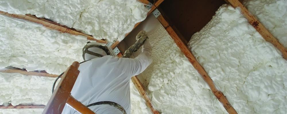 Isolamento termico con macchine per poliurea